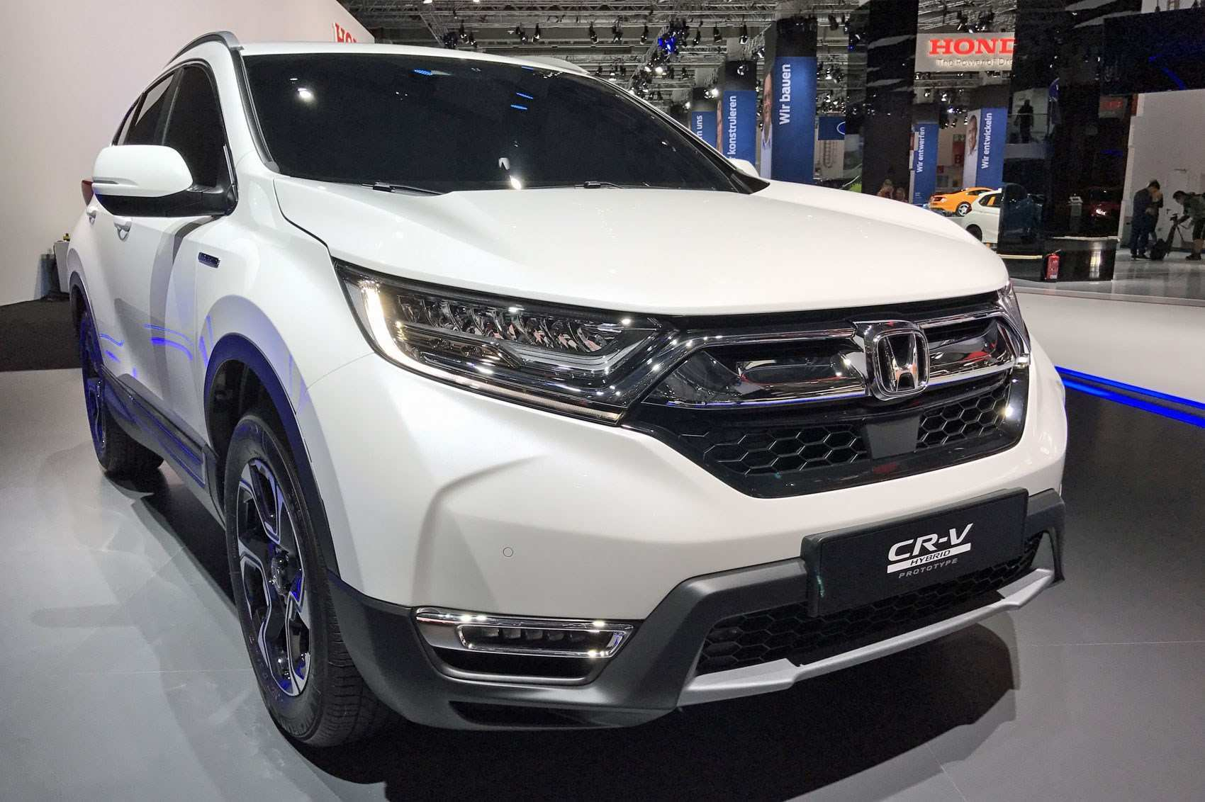 76 The Honda Vezel Hybrid 2020 Images