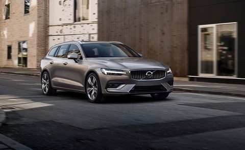 76 The New 2019 Volvo V60 New Model And Performance