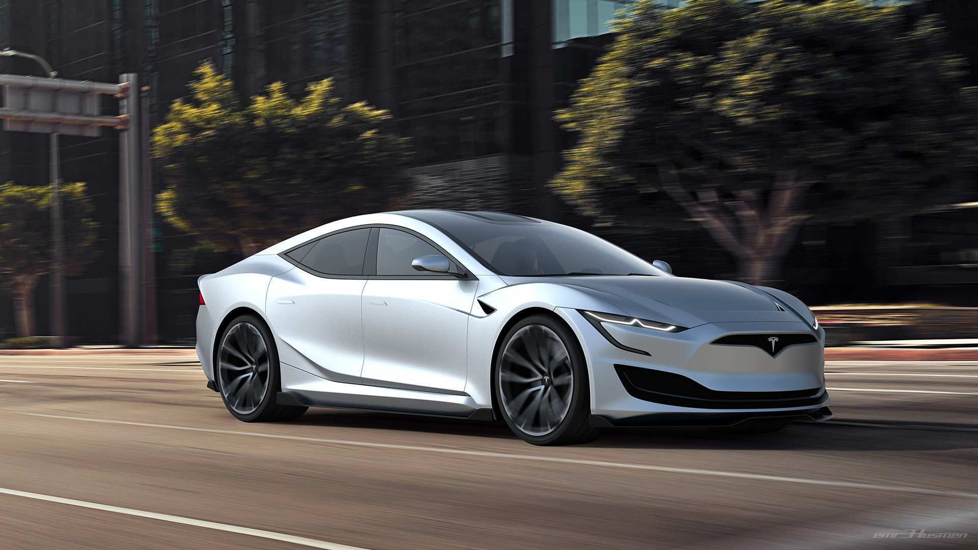 76 The Tesla S 2020 Release