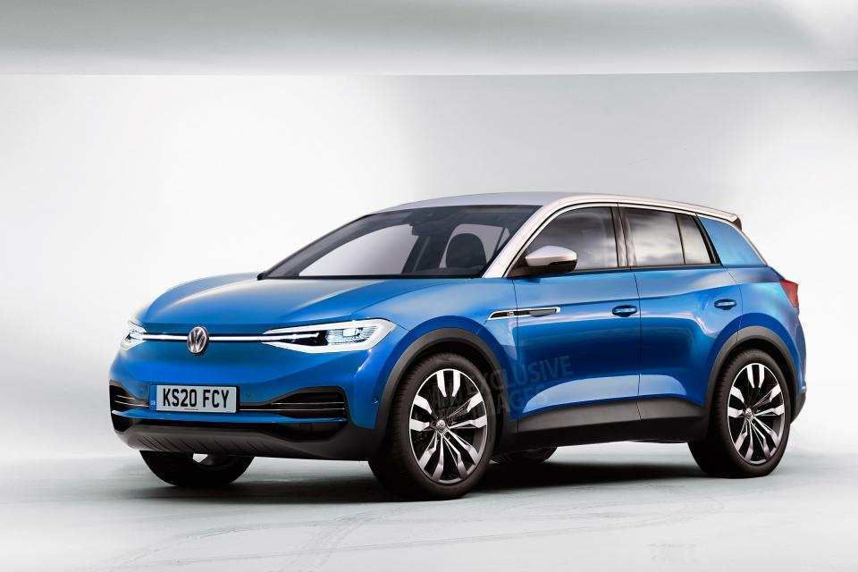 76 The Volkswagen Suv 2020 Concept