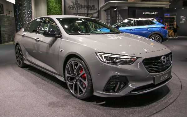 76 The Yeni Opel Insignia 2020 Exterior