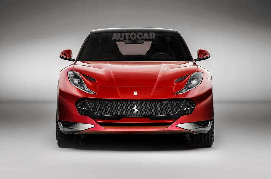 77 A 2019 Ferrari Hybrid Redesign And Review