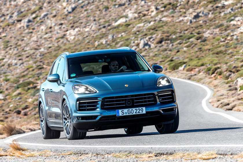 77 A 2019 Porsche Cayenne Specs Redesign And Review