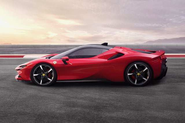 77 A Ferrari X 2020 Redesign And Review
