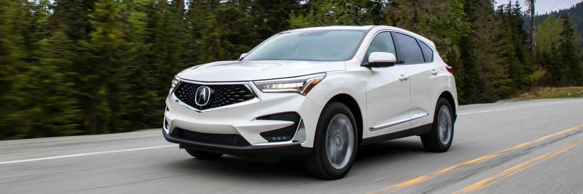 77 All New 2019 Acura Rdx Release Date Interior