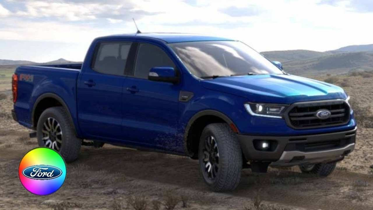 77 All New 2019 Ford Ranger Youtube New Concept