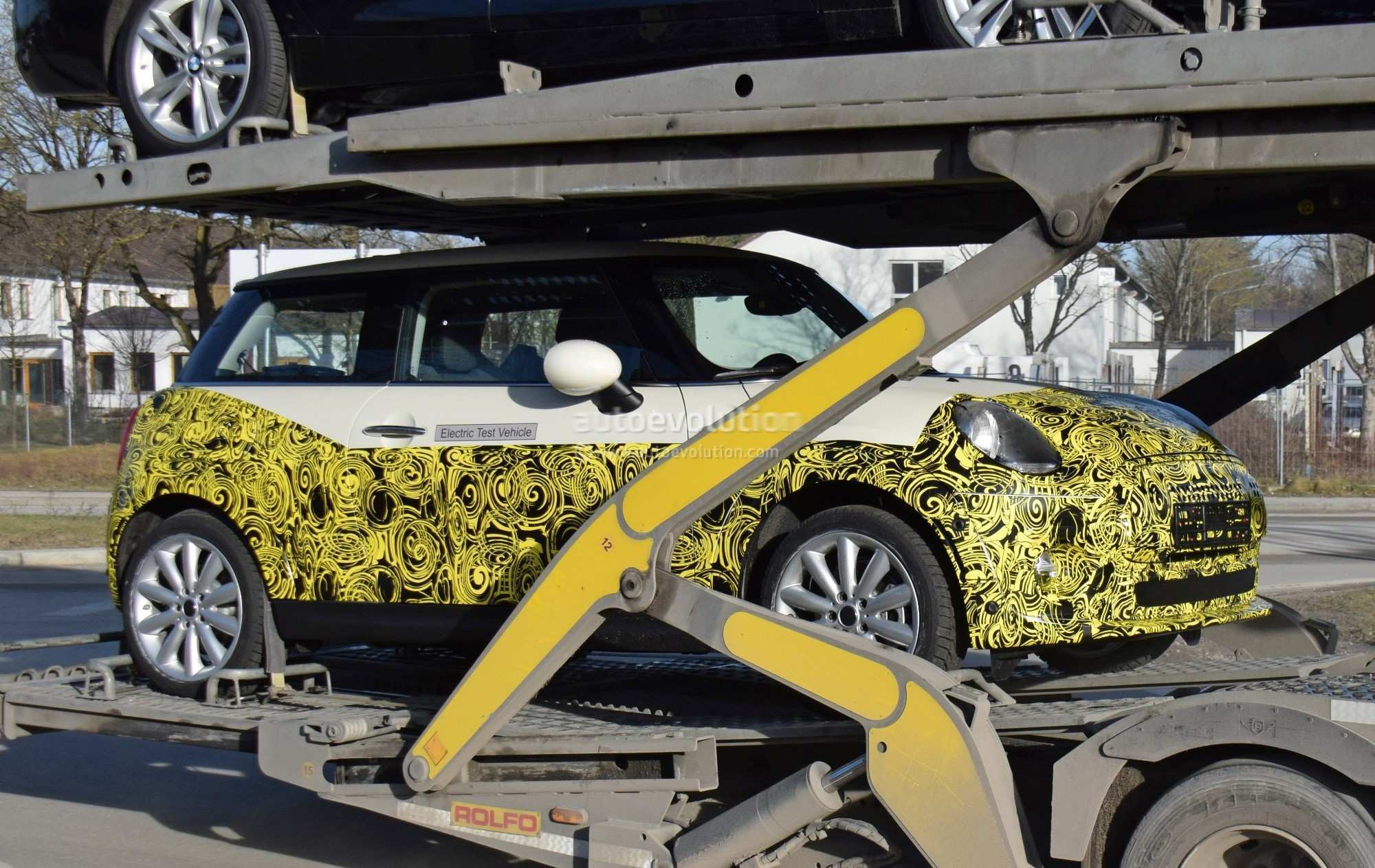 77 All New 2019 Mini Cooper Spy Shots Price Design and Review