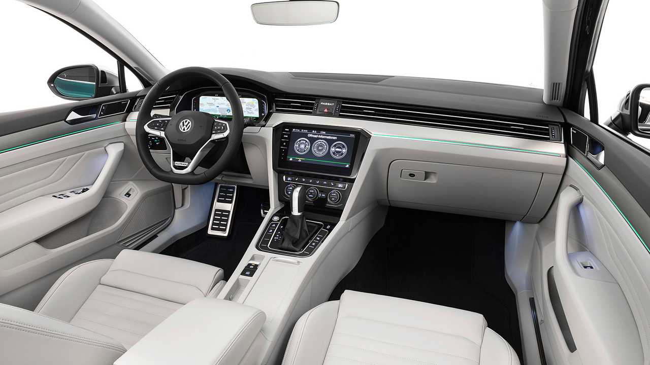 77 All New 2019 Volkswagen Passat Interior Rumors