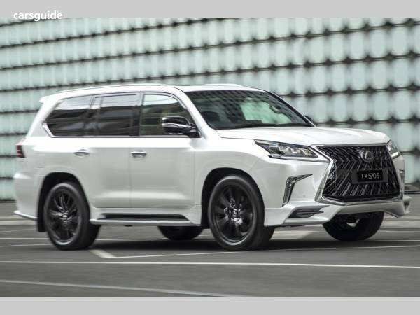 77 Best 2019 Lexus Lx Rumors