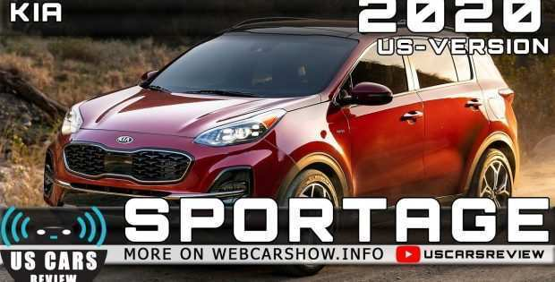 77 Best Kia Sportage 2020 Youtube Release