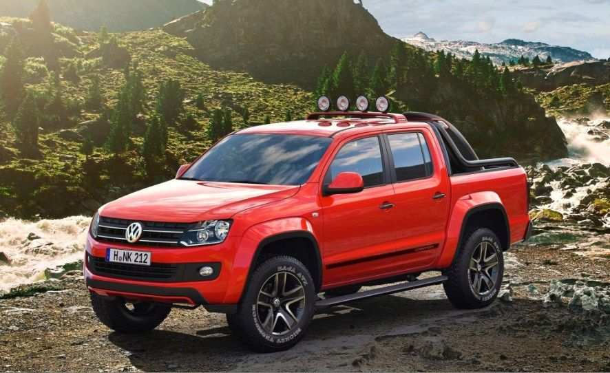 77 New 2019 Volkswagen Pickup Truck Redesign And Review