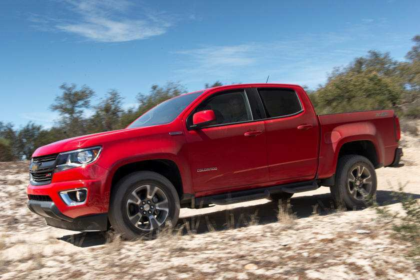 77 New 2020 Chevrolet Colorado Updates Price