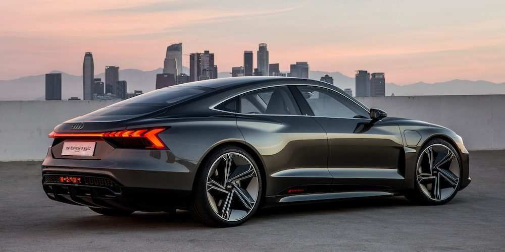 77 New Audi New Electric Car 2020 Pricing