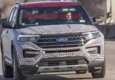 Ford Unveils The New 2020 Explorer