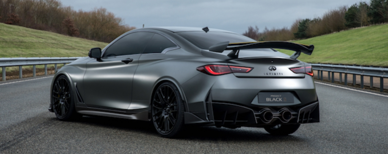 77 New Infiniti Q60 2020 Overview