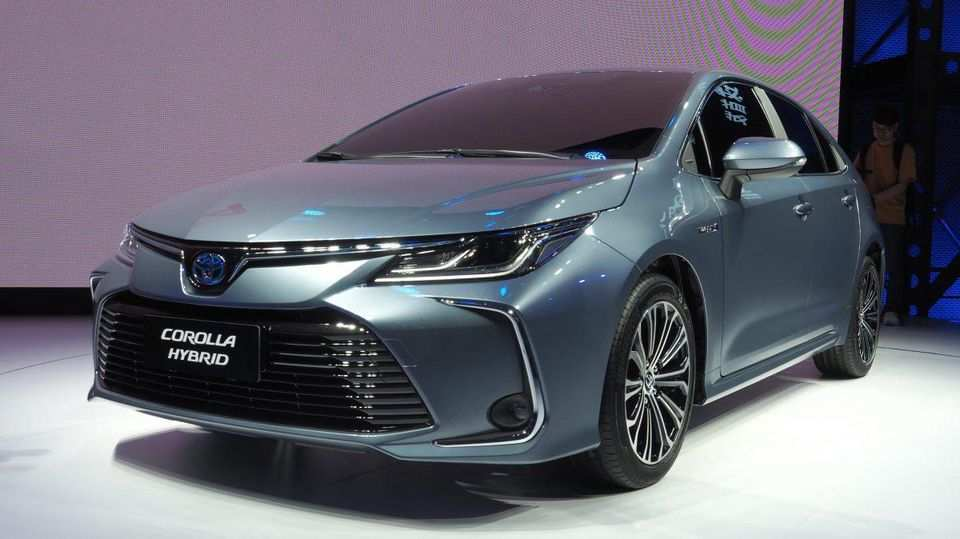 77 New Toyota Corolla 2020 Japan Pricing