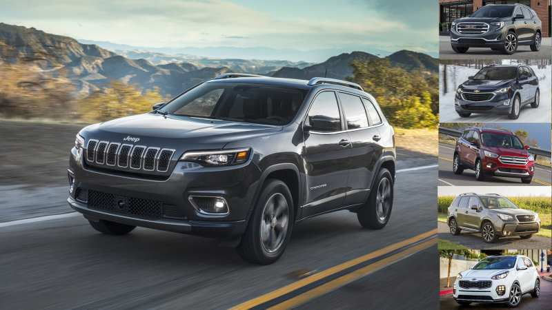 77 The 2019 Jeep Latitude Release Date