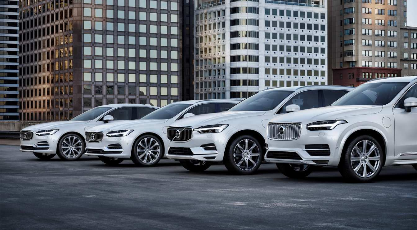 77 The 2019 Volvo Models Overview