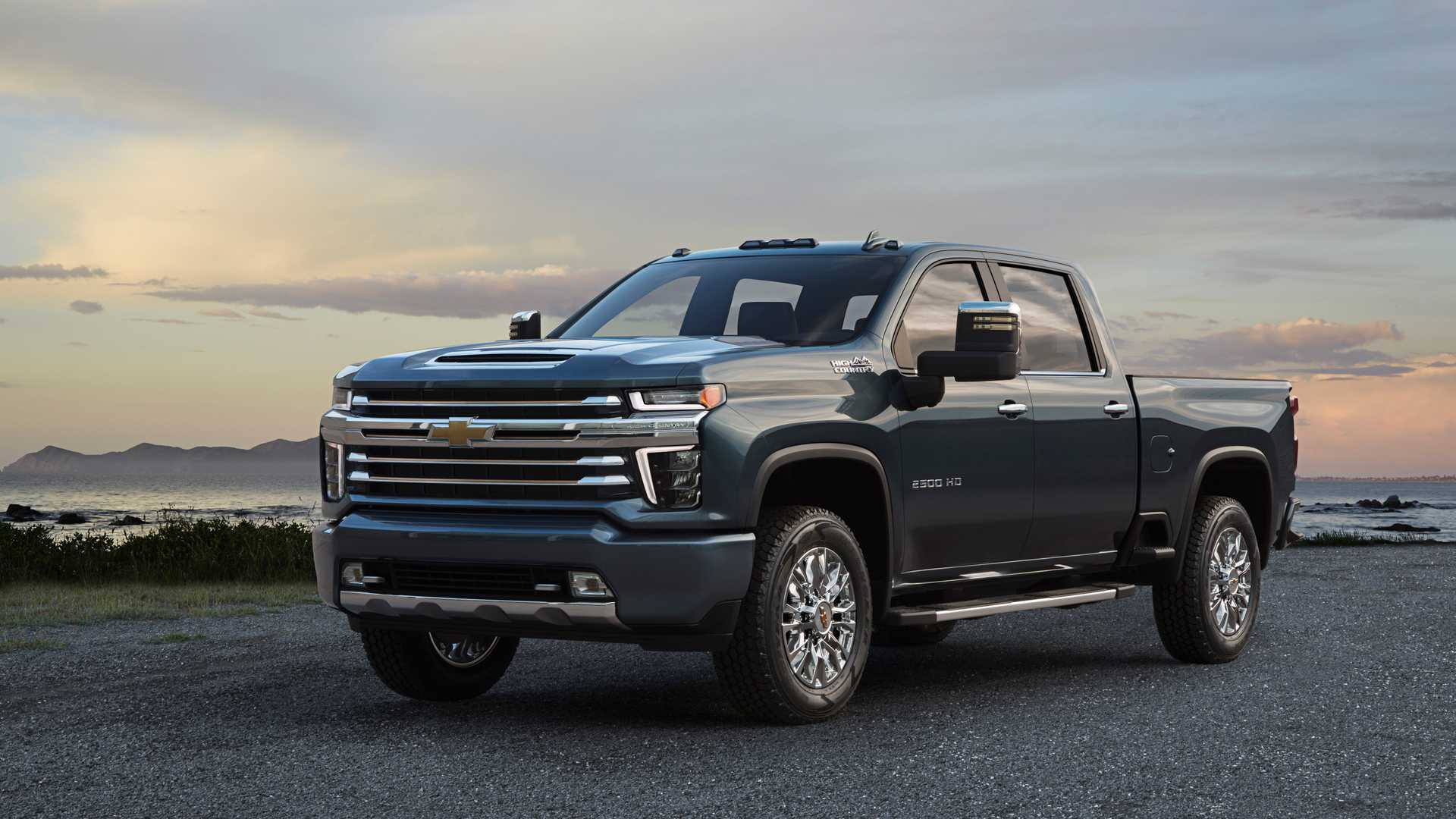 77 The 2020 Chevrolet Pickup Truck Redesign And Concept