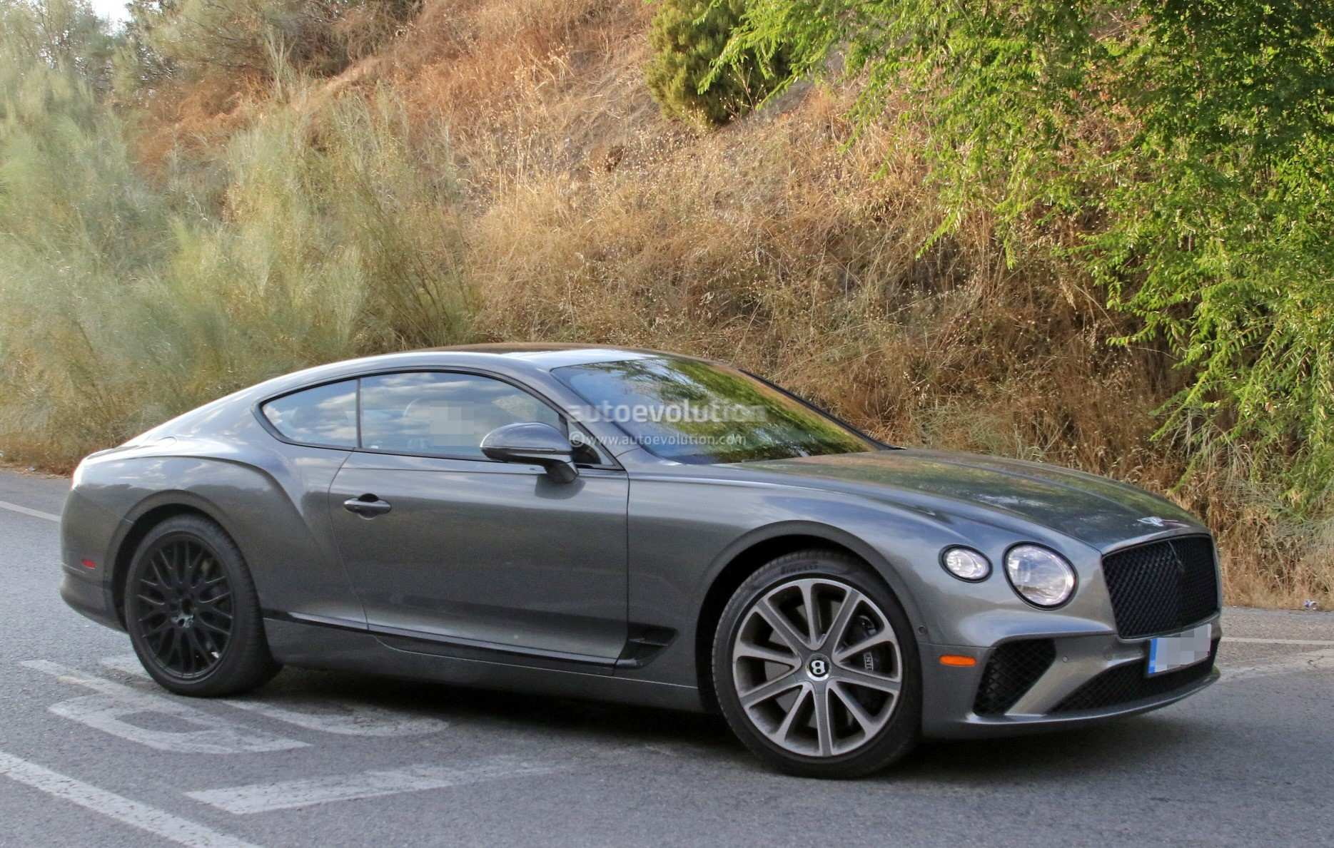 77 The Best 2019 Bentley Continental Gt V8 Photos