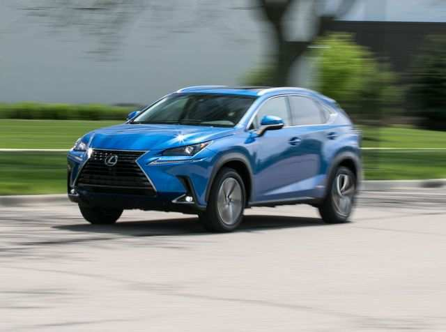 77 The Best 2019 Lexus 200Nx Research New
