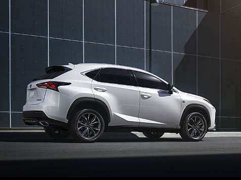 77 The Best 2019 Lexus 300 Nx Exterior And Interior