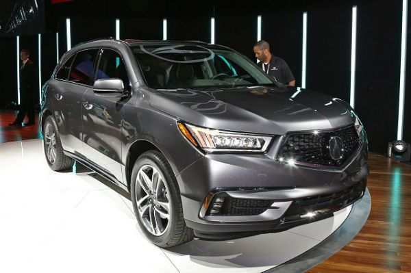 77 The Best Acura Mdx 2020 Redesign Images
