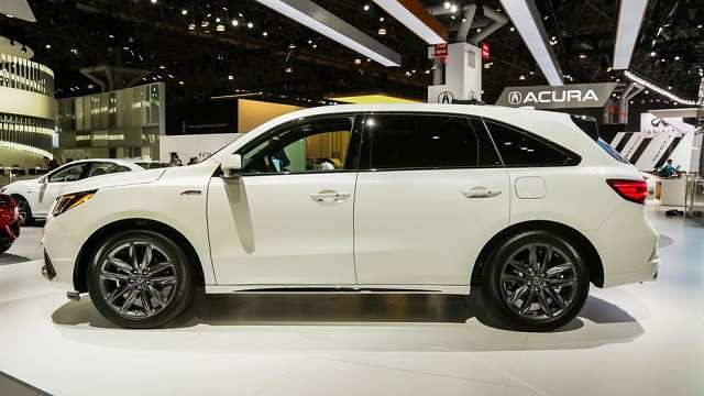 77 The Best Acura Mdx 2020 Redesign Redesign And Concept