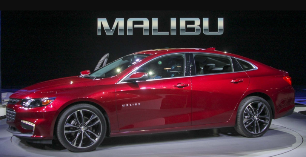 77 The Best Chevrolet Malibu 2020 Exterior