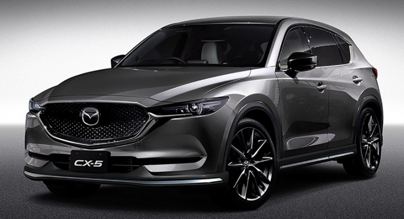 77 The Best Mazda Cx 5 2020 Interior Overview
