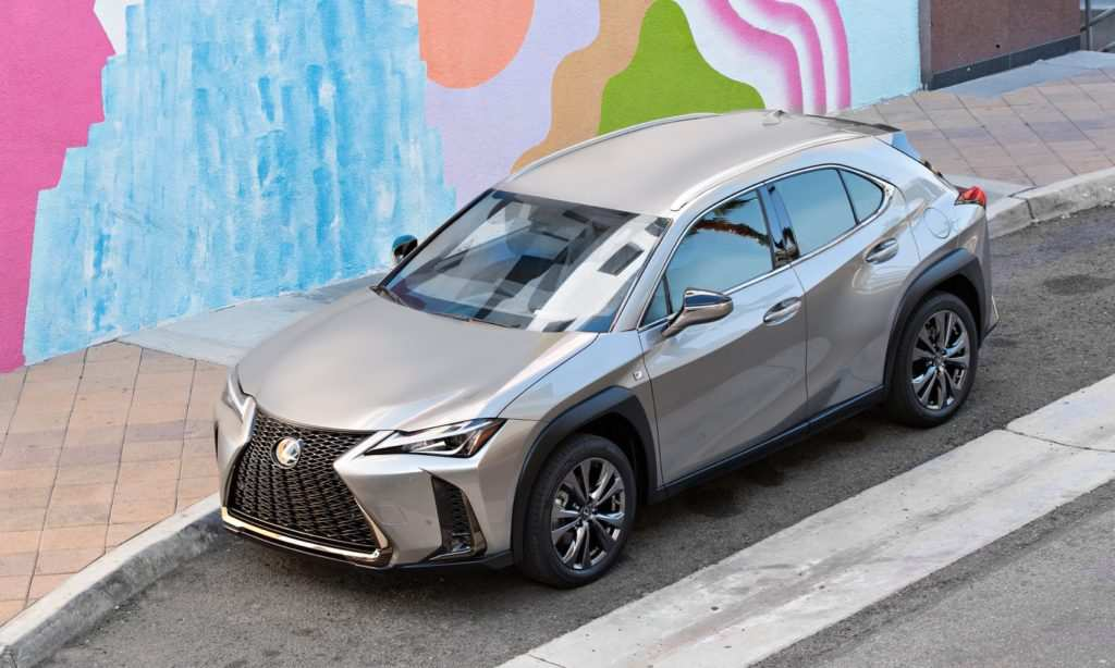 77 The Lexus Electric Car 2020 Interior