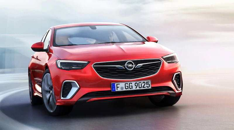 77 The Opel Gsi 2020 New Review