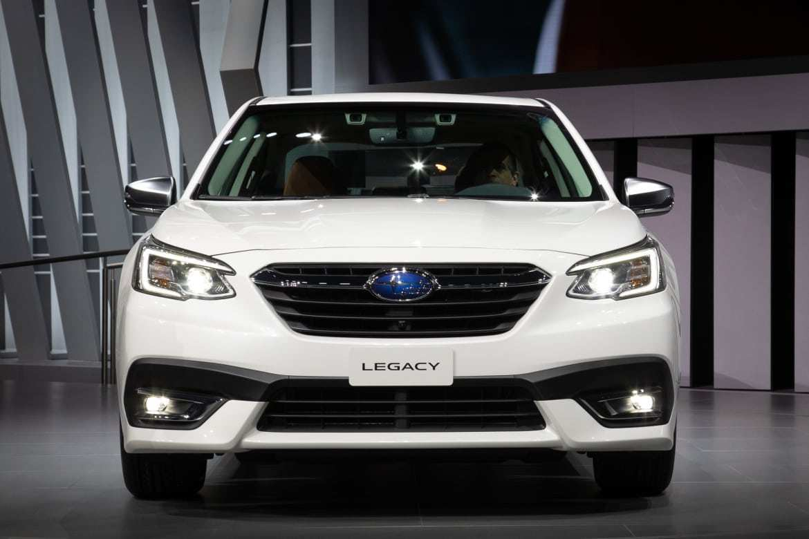 77 The Subaru Legacy 2020 Redesign History