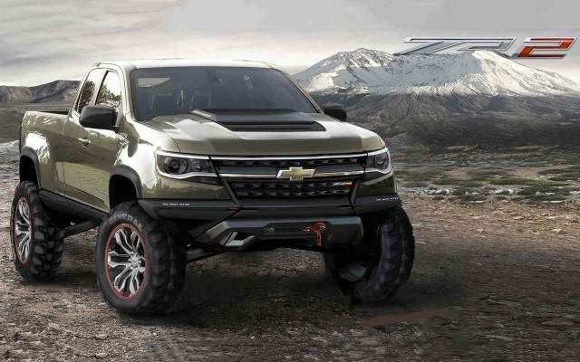 78 A 2020 Chevrolet Colorado Updates Rumors