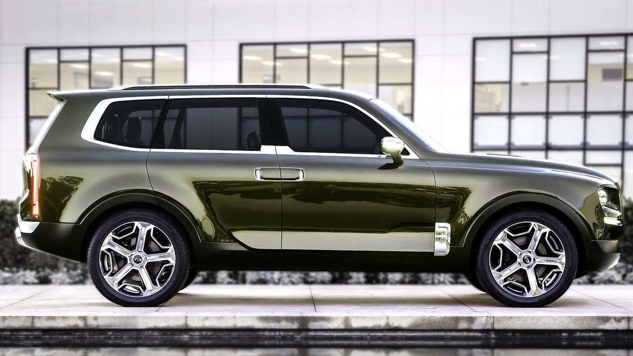 78 A Kia Telluride 2020 Interior Prices