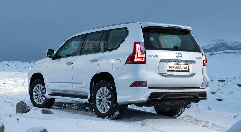 78 A When Will 2020 Lexus Gx Be Released Price Design And Review
