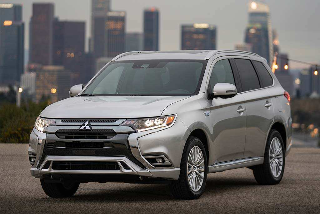 78 All New 2019 Mitsubishi Outlander Phev Review Release Date