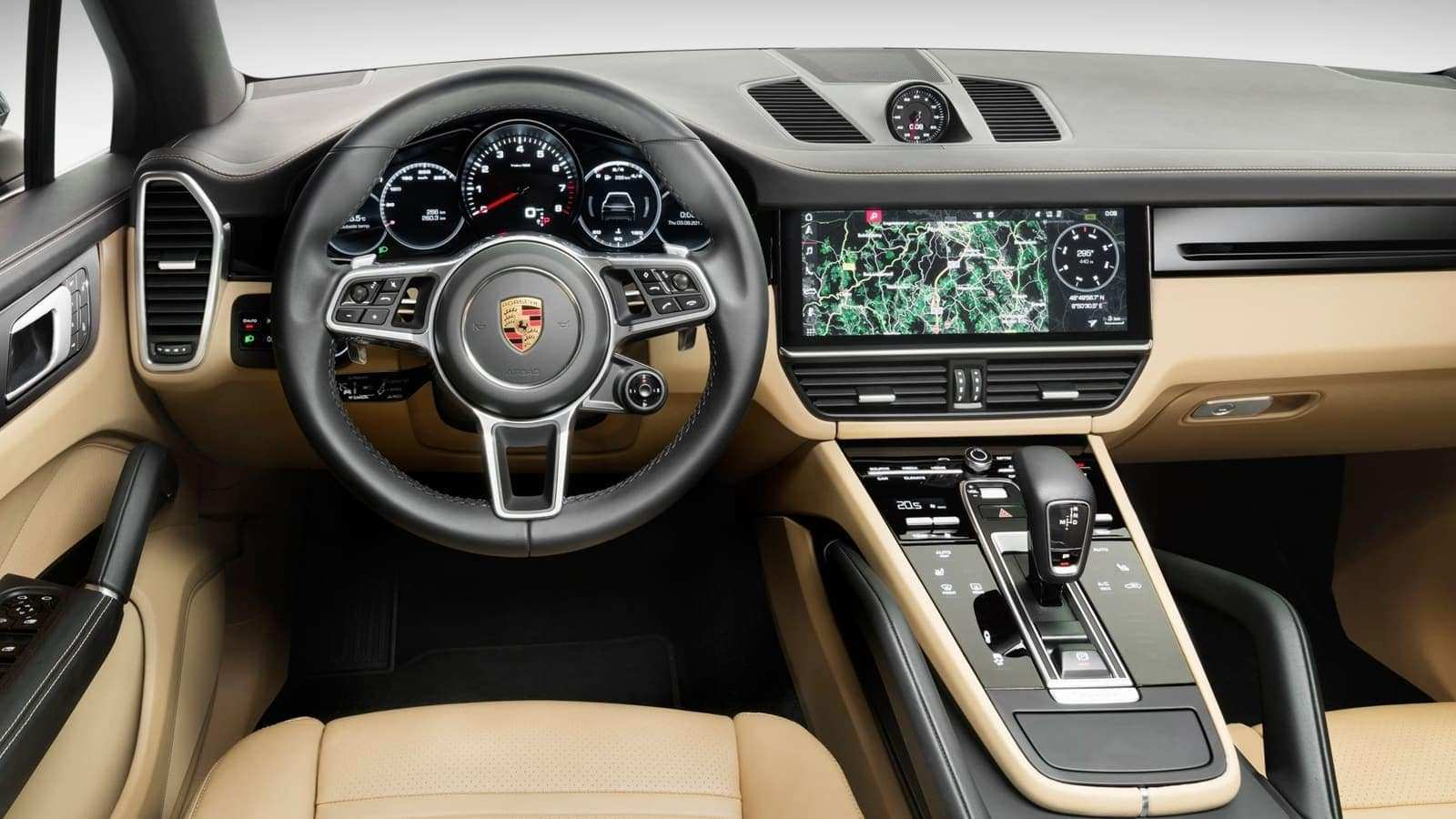 78 All New 2019 Porsche Cayenne Standard Features Photos