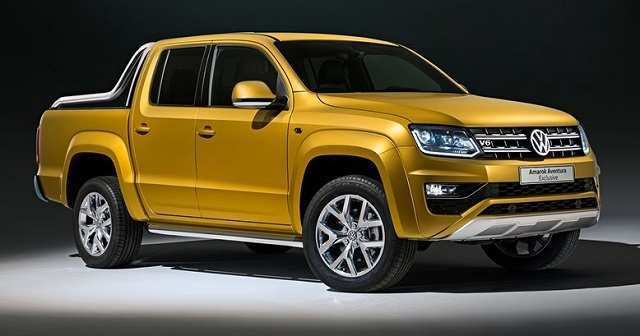 78 All New 2019 Volkswagen Pickup Truck Reviews
