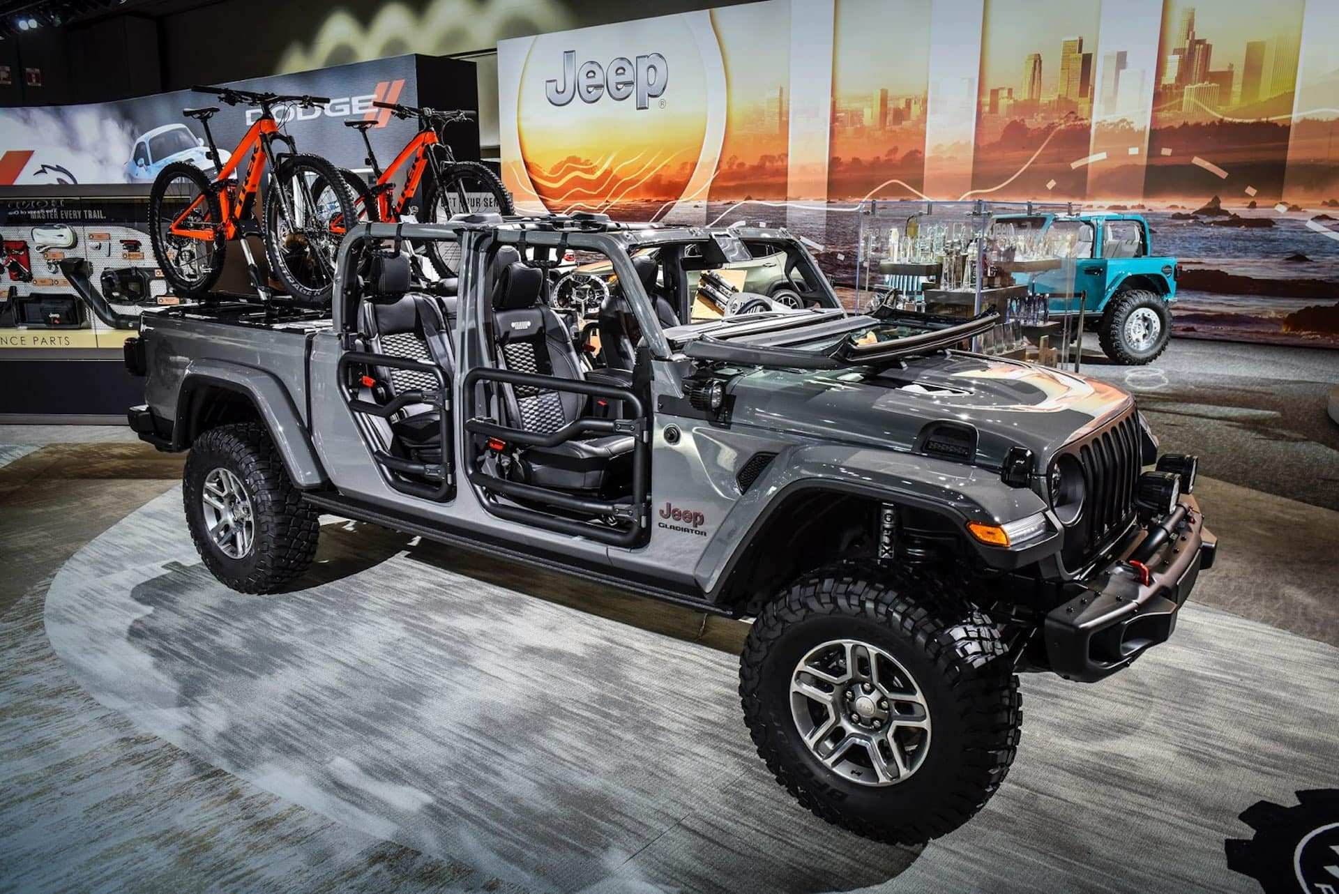 78 All New 2020 Jeep Gladiator Msrp Concept