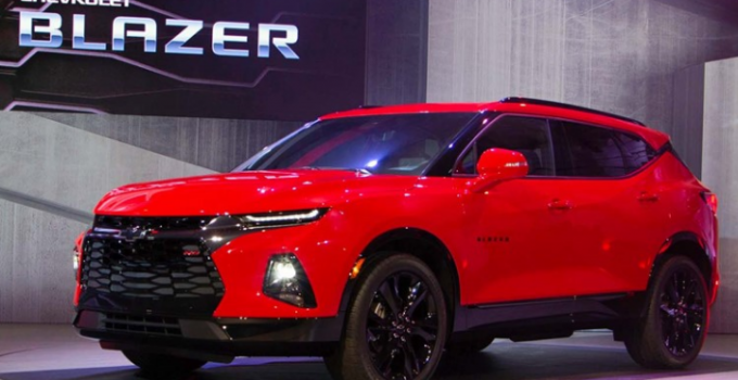 78 All New Chevrolet Blazer 2020 Ss With 500Hp Price