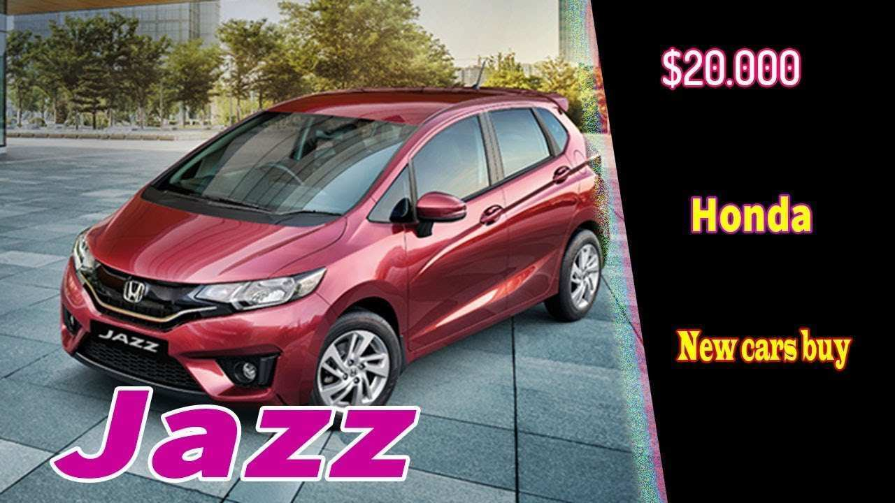 78 All New Honda Jazz 2020 Australia Reviews