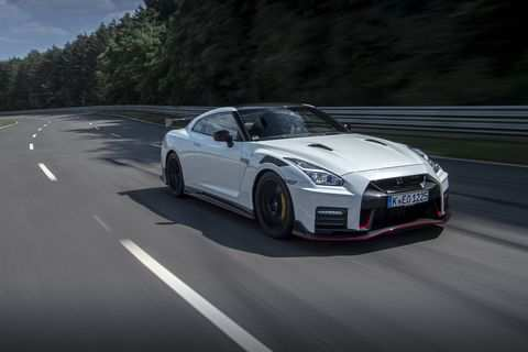 78 All New Nissan Gtr 2020 Performance And New Engine