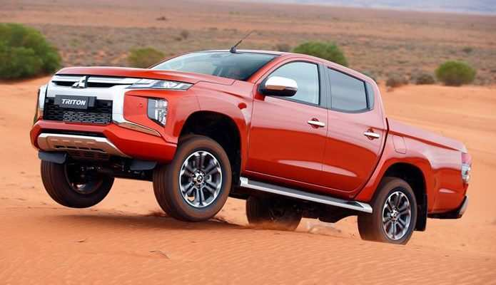 78 All New Nova Mitsubishi L200 Triton 2020 Ratings