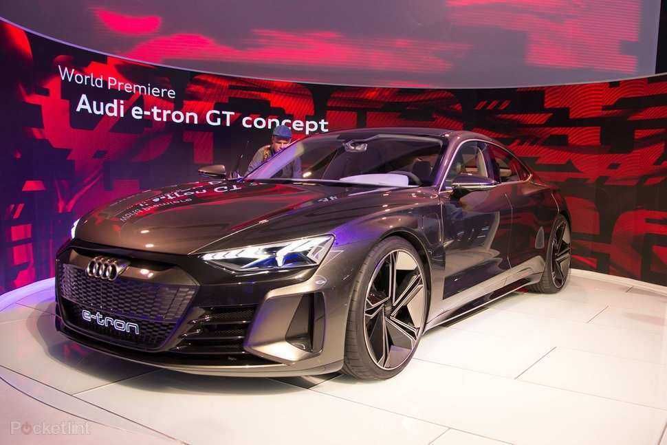 78 Best Audi New Electric Car 2020 Performance