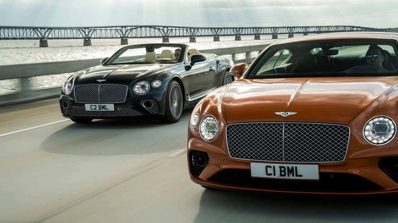 78 New 2019 Bentley Continental Gt V8 Interior