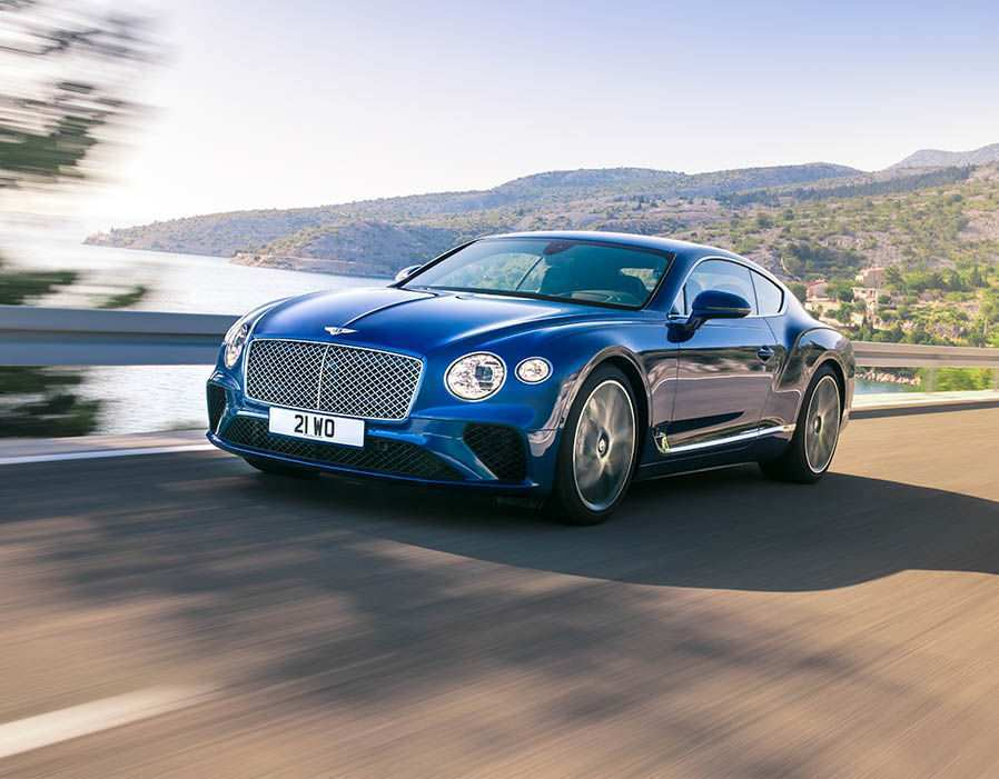 78 New 2019 Bentley Continental Gt V8 Review And Release Date