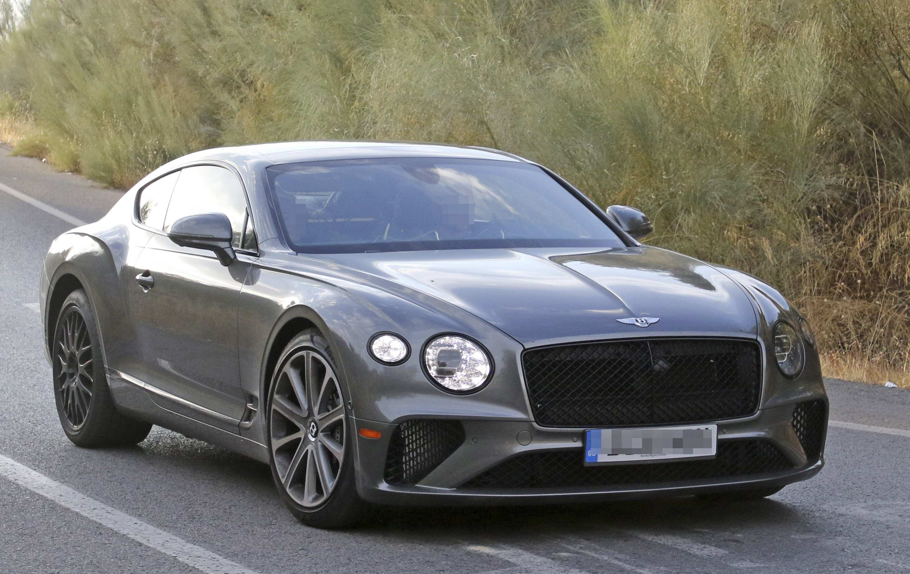 78 New 2019 Bentley Gt Review And Release Date