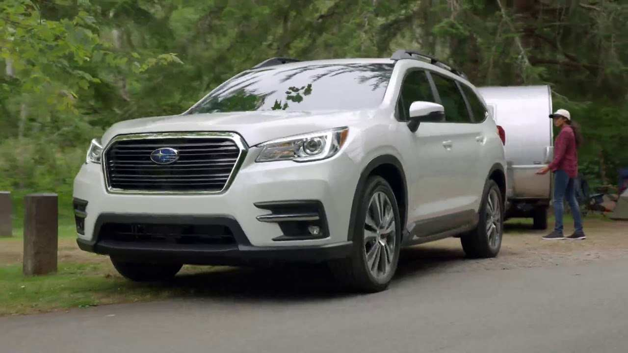 78 New 2019 Subaru Ascent Debut Price And Review