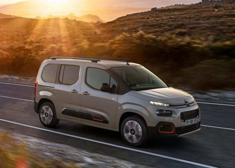 78 New Citroen Berlingo 2020 Specs And Review